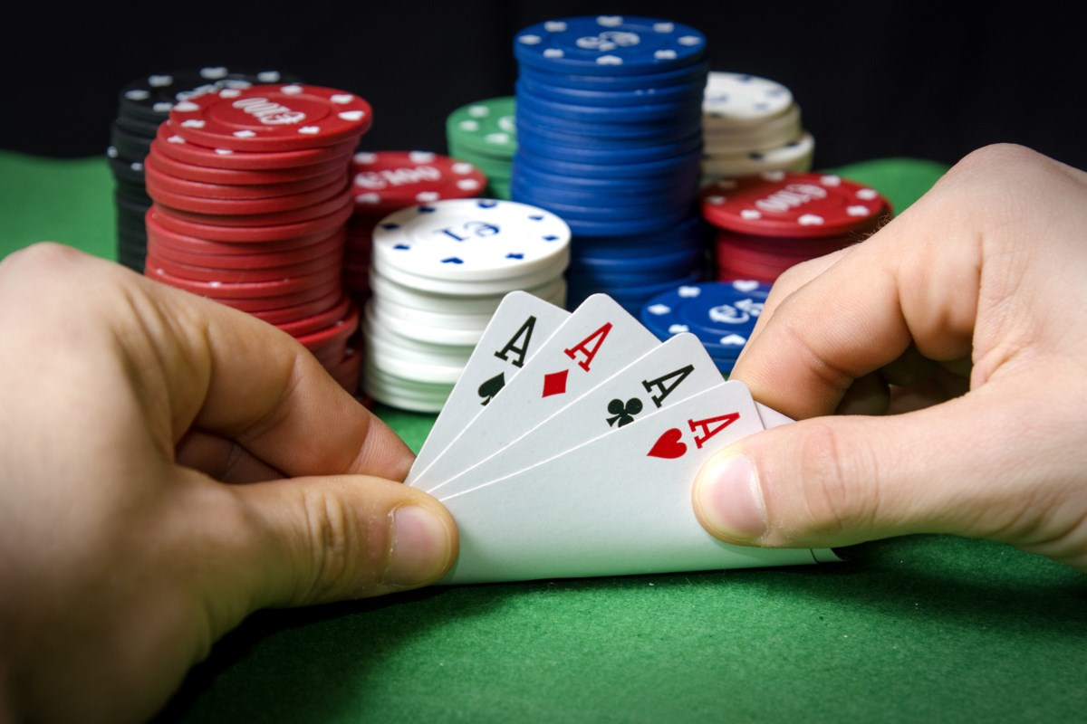 What you ought to avoid when playing poker